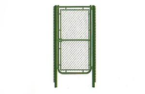 puerta-malla-st-1-hojas-plastificada-verde-con-cerradura