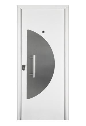 Puerta Arco Inox